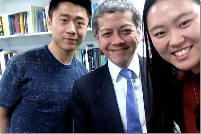 2014.11.28-CDS-interview-Cecilia.Xu Harris.Tan DQ