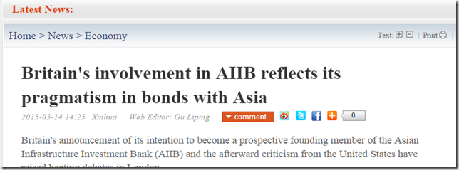 2015.03.14-Xinhua-Britains-AIIB-pragmatism