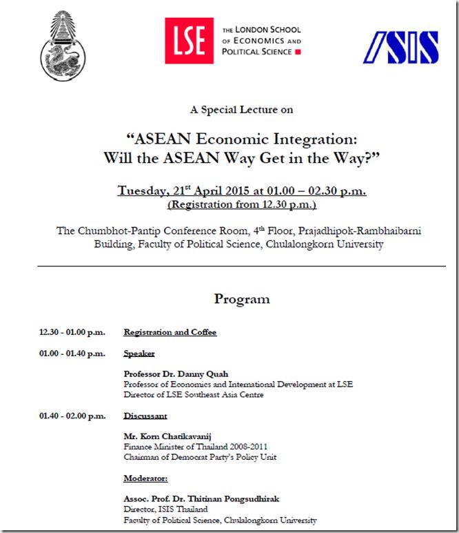 2015.04.21-Bangkok-LSE-ISIS-ASEAN-Way-Danny.Quah