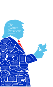The Twitter President - Straits Times, 21 Jan 2017