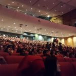 TEDxNTU 2016 - more than 1500 attendees filing in