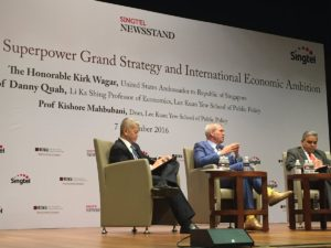 Superpower Grand Strategy, Lee Kuan Yew School of Public Policy